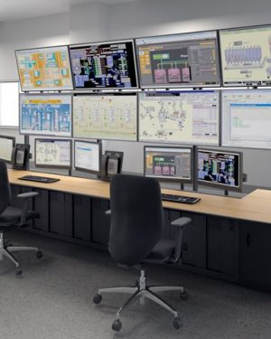Process Monitoring & Control Center